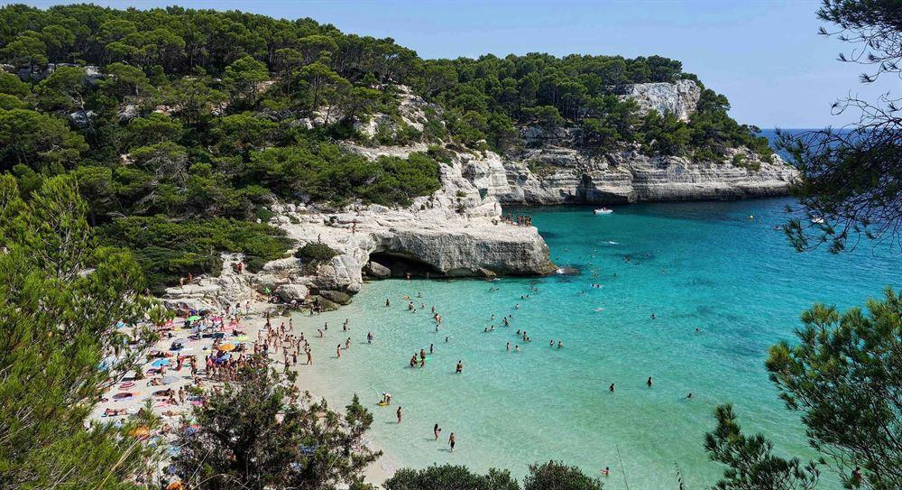 Cala Tirant in Menorca