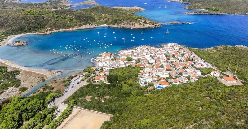Es Grau in Menorca