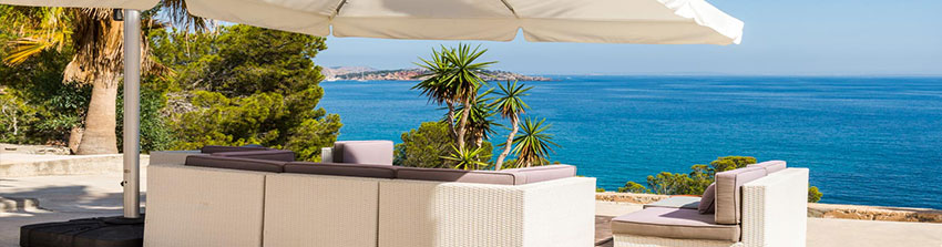 CW Group - Frontline Villas in Menorca