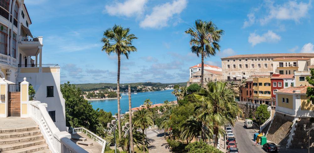 Mahón on Menorca