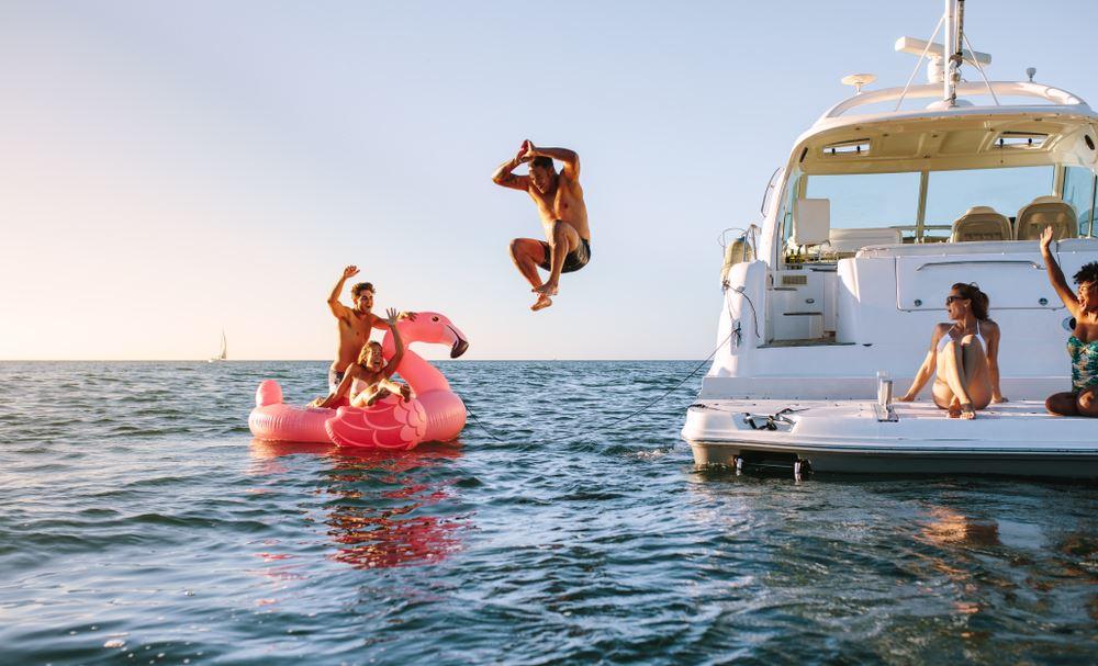 Speedboat Charter in Menorca