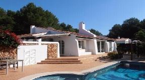 Pleasant bungalow for sale in perfect location in Menorca