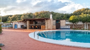 One of the most popular urban villas for sale of Menorca near Ciutadella