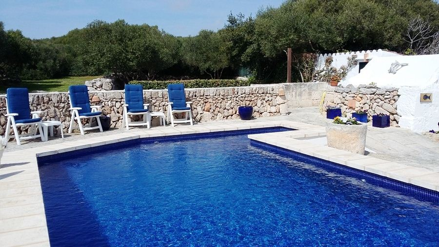 Impressive traditional farmhouse for sale in Menorca at Torret