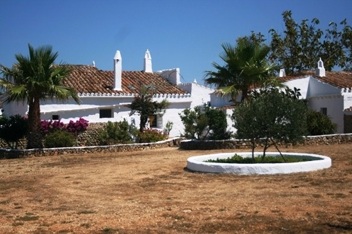 Villa in Menorca with historical style with unique flair at Alaior