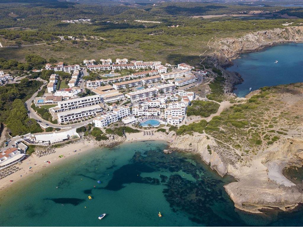Attractive Frontline Villa in Menorca for sale with Sea Views