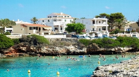 Nice villa as a regular home for sale in Sa Caleta Ciutadella - Menorca