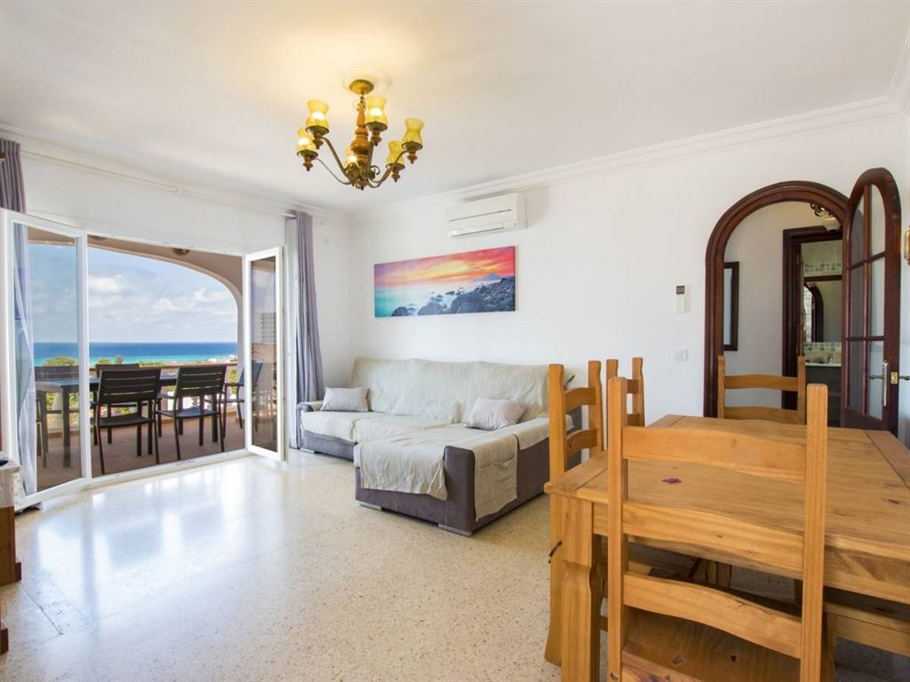 Wonderful family house south of Menorca in tourist resort of Son Bou