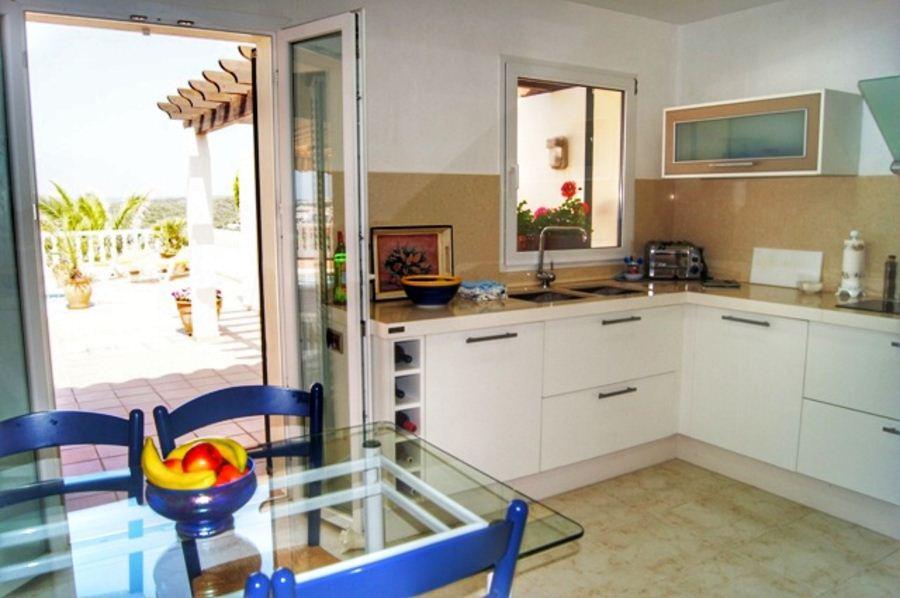Extraordinary sea facing villa for sale in Cala Llonga on Menorca