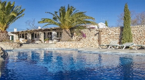 Amazing refurbished property in the countryside near Alayor Menorca