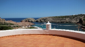 Wonderful villa in Cala Morell for sale with spectacular views