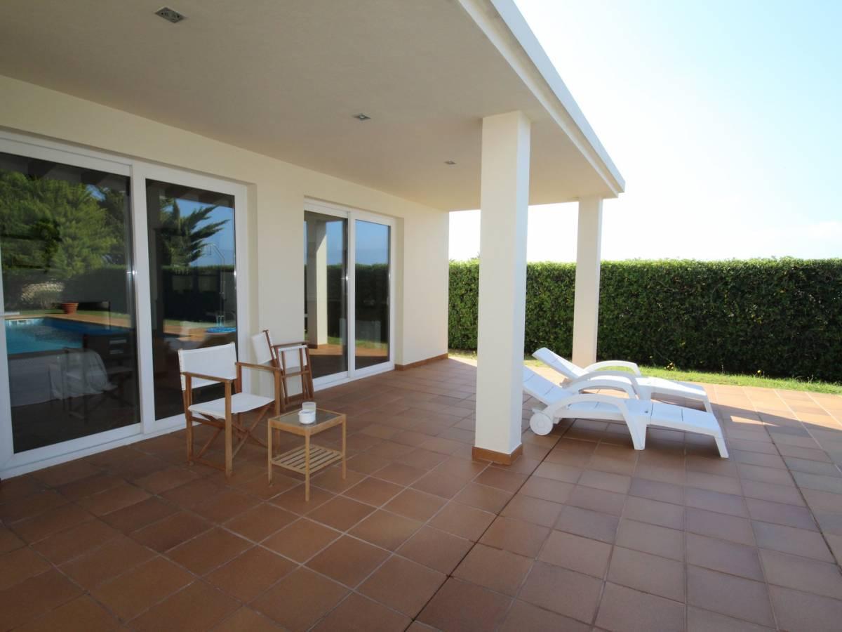 Modern villa on 1100m² plot in Son Blanc
