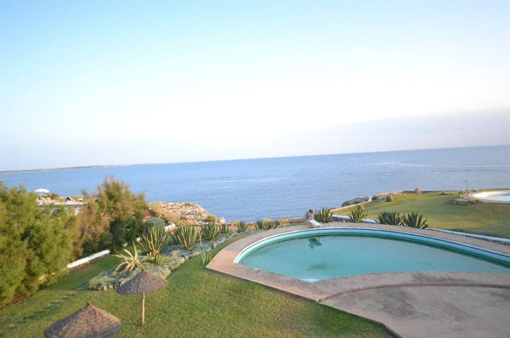 Stunning frontline property for sale in Calan Blanes