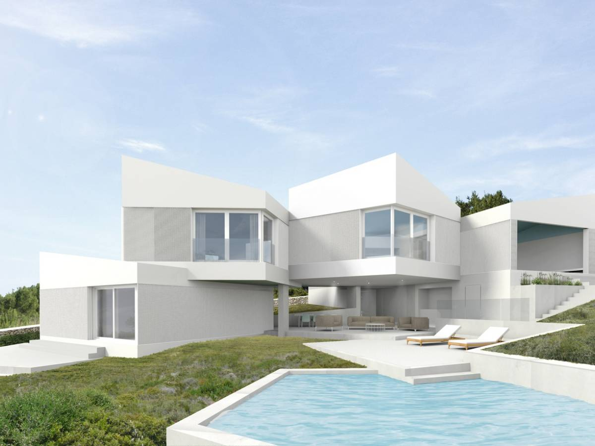 Excellent spacious villa in Coves Noves