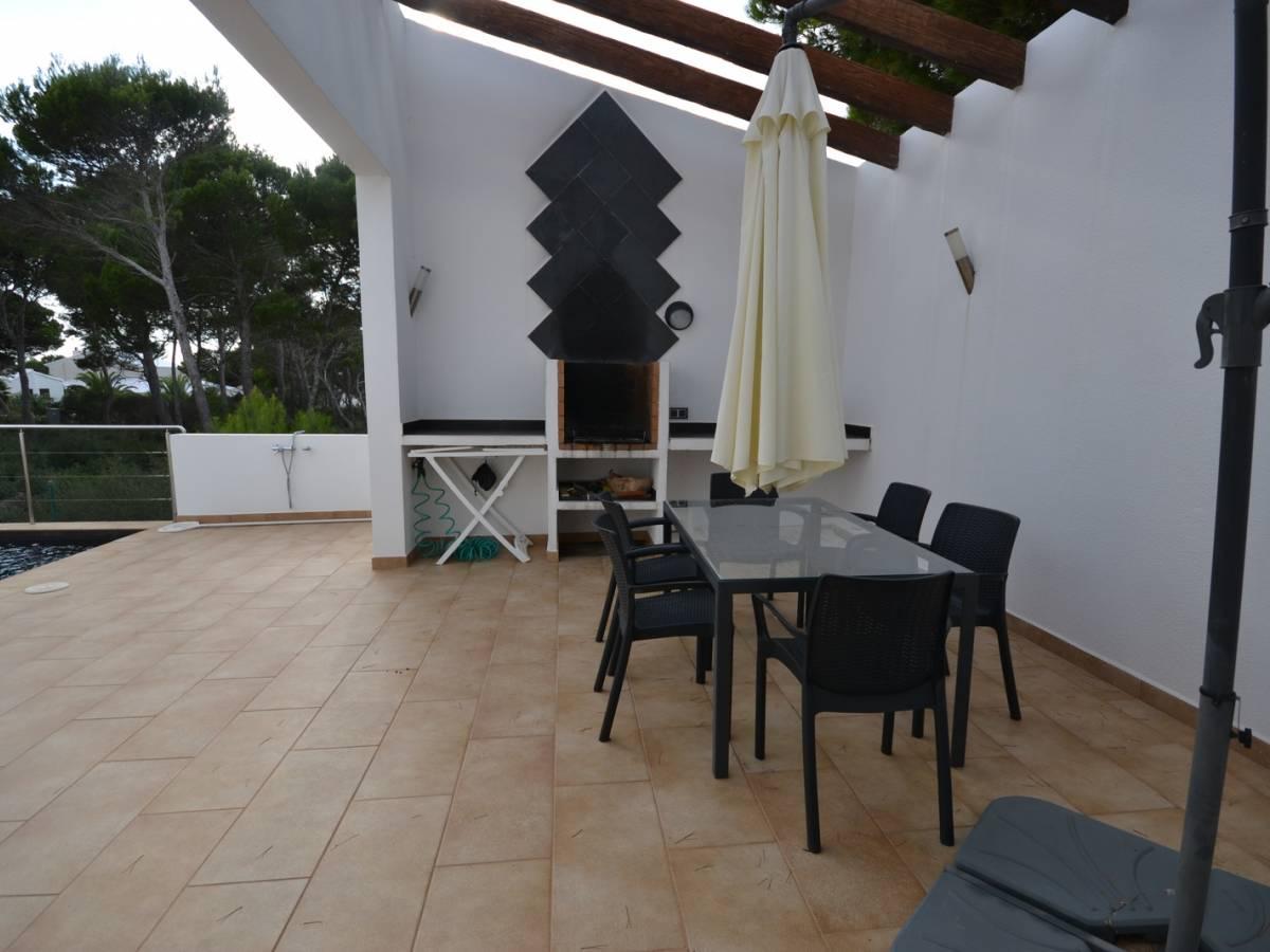 Astonishing modern villa in Ciutadella with fabulous garden