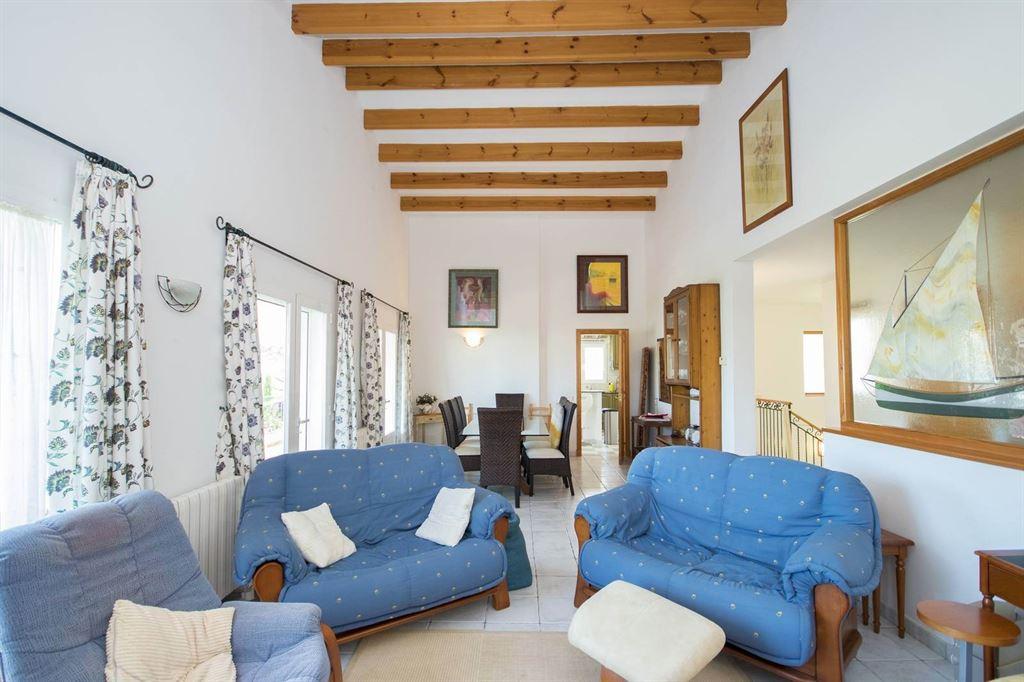 Fantastic two storey villa in Addaya's marina on Menorca