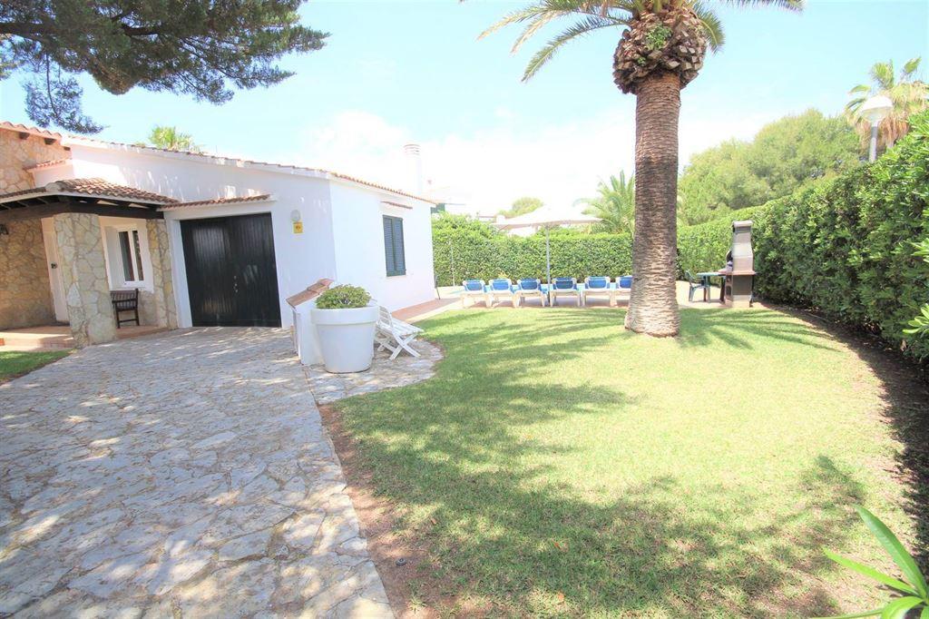 Redecorated villa in Cala'n Bosch, Ciutadella, on Menorca