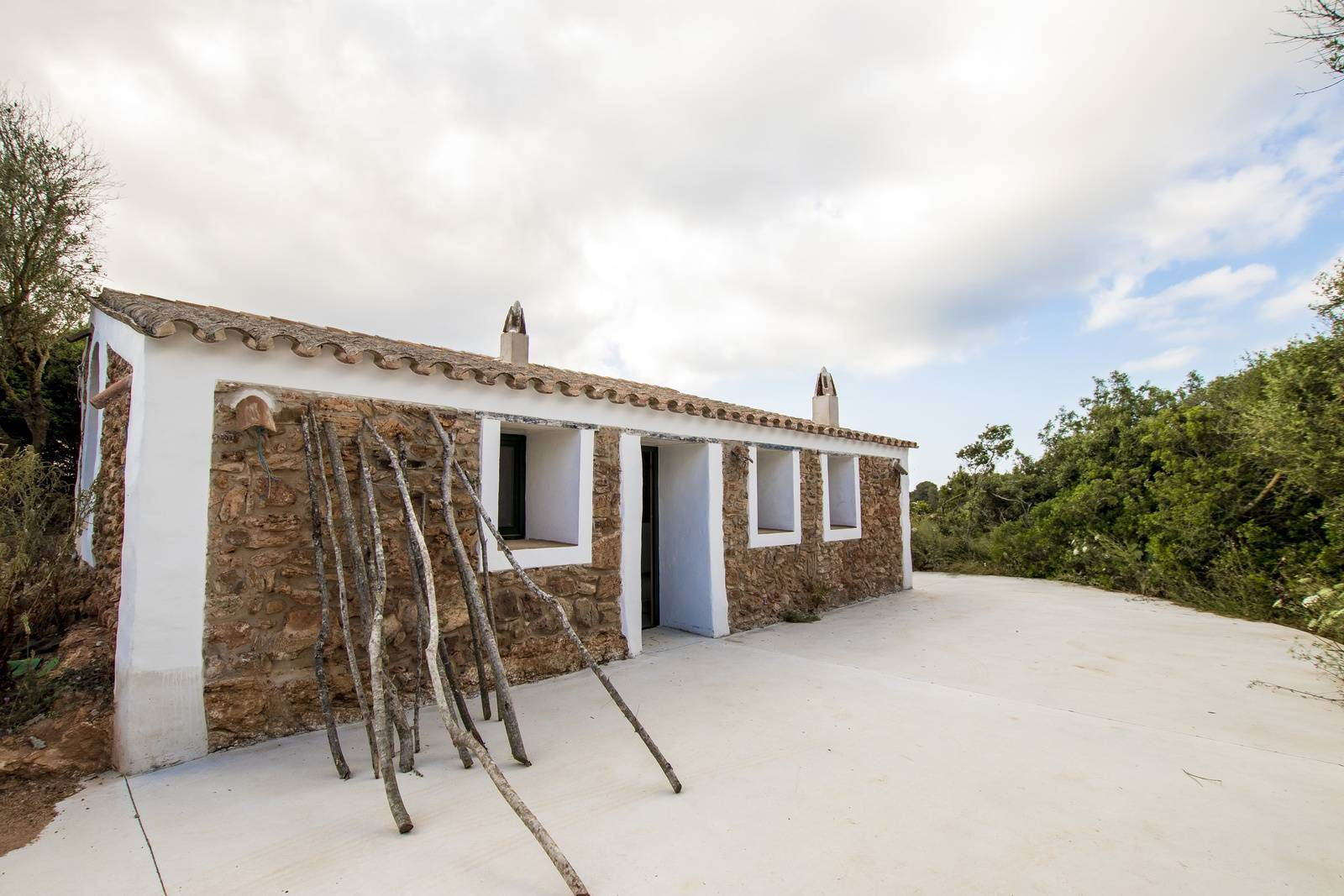 Supreme property with fabulous environment in Fornells, Menorca