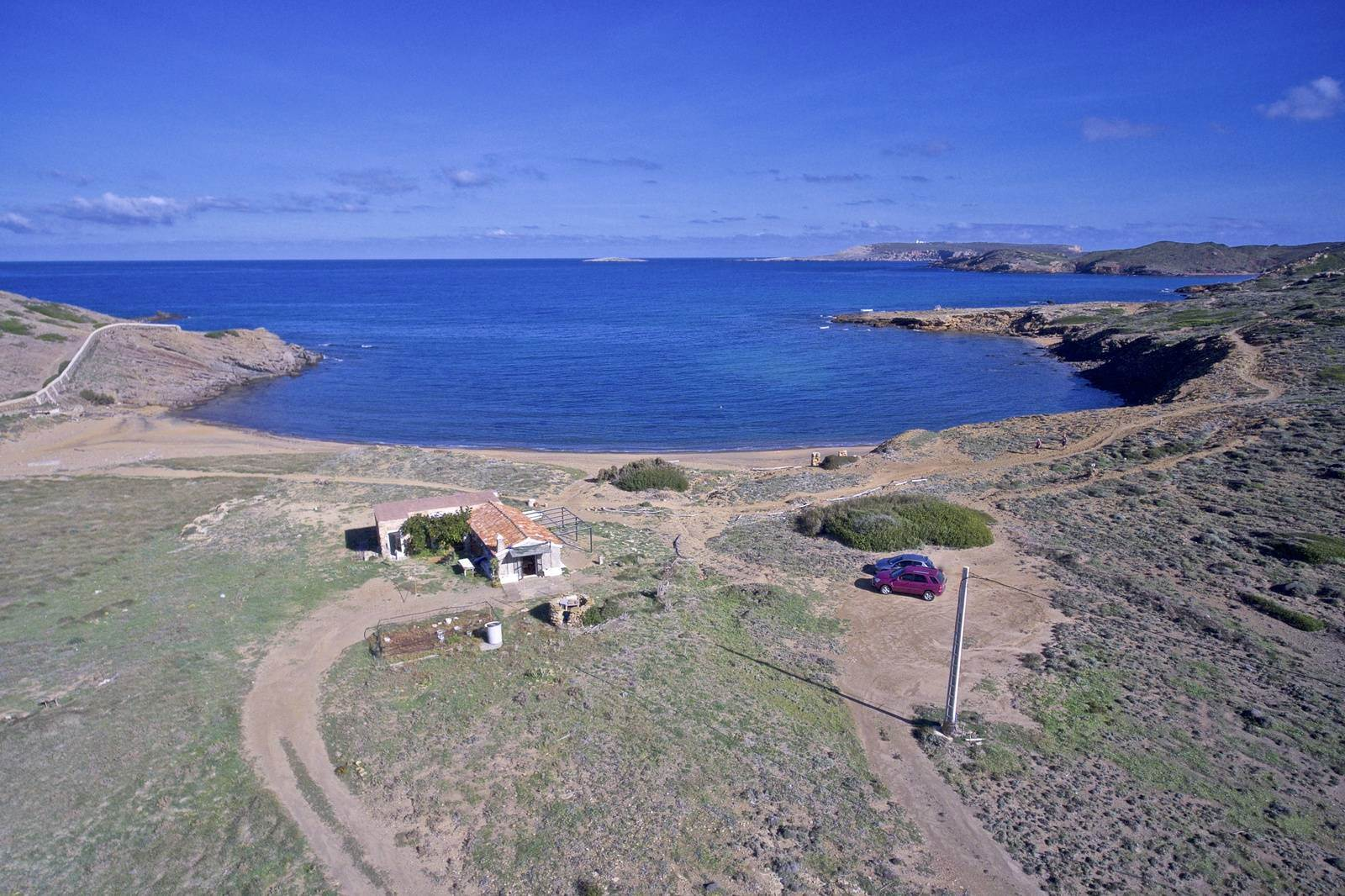 Amazing estate in the northern coast of Mencorca
