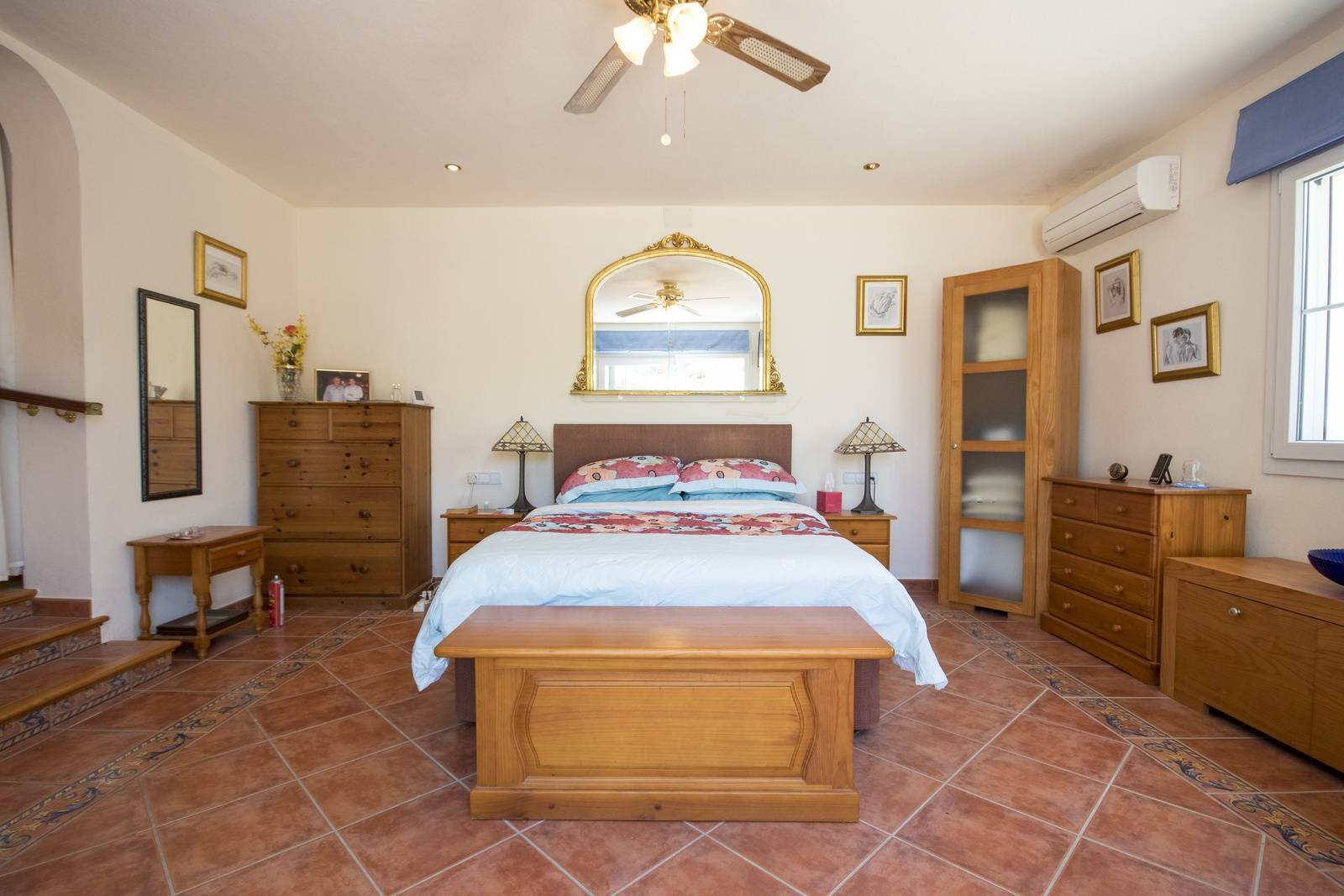 Very well maintained villa in Binisafua Rotters