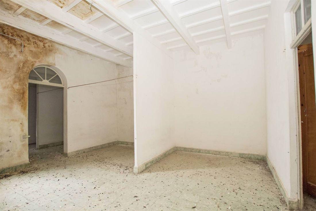 House for refurbishment for sale on the main street of Ciutadella