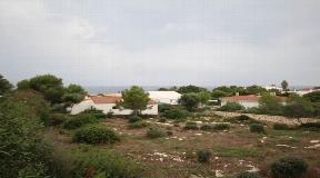 Nice big plot in Binidali with sea views