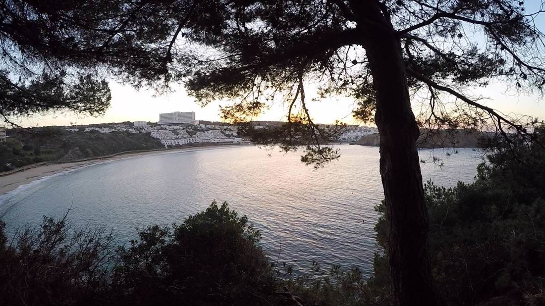 Wonderful piece of land in Punta Grossa on Menorca for sale