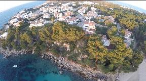 Wonderful piece of land in Punta Grossa on Menorca for sale