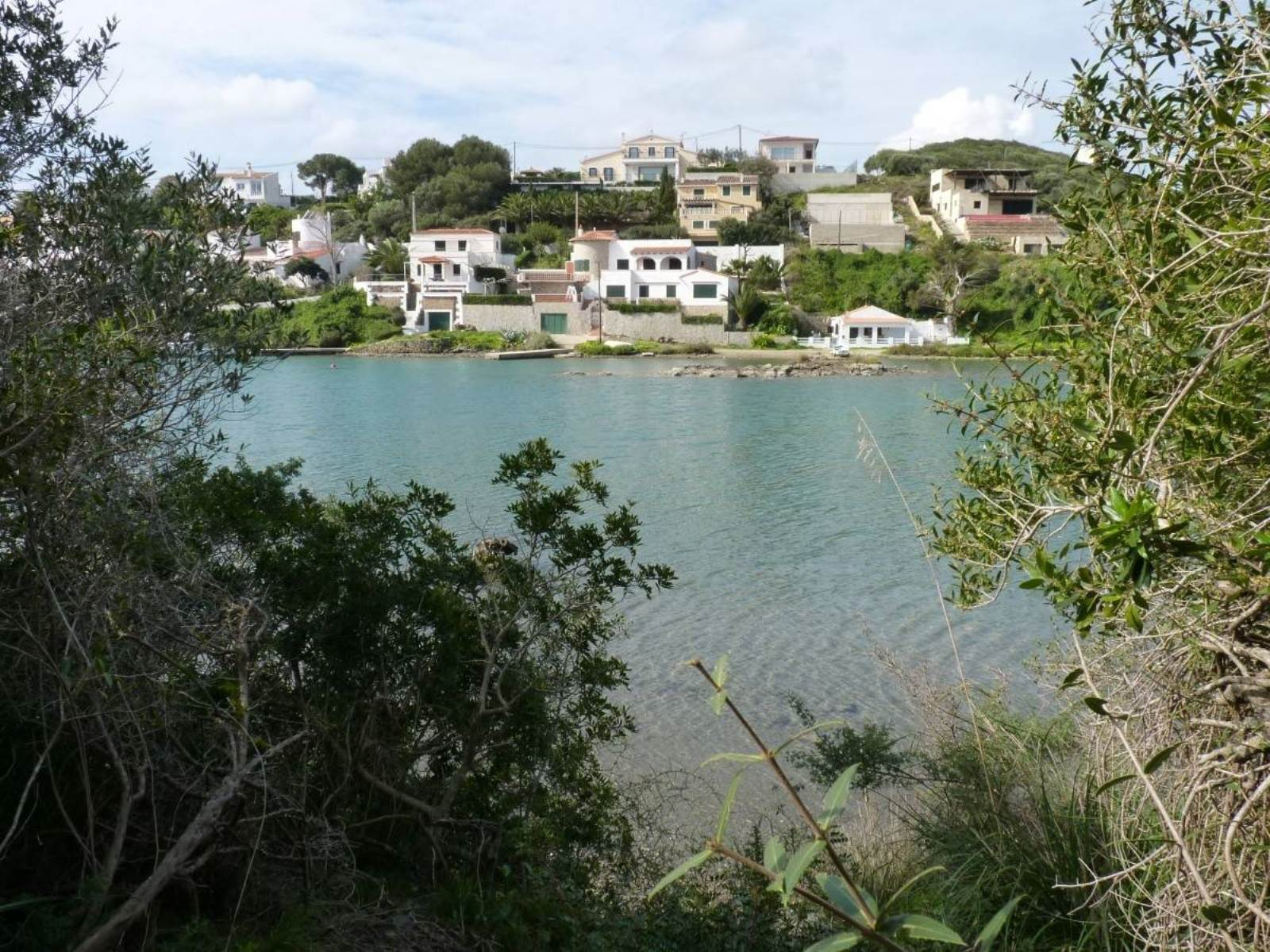 Large plot in San Antonio in the very popular region of Cala Ratoli for sale