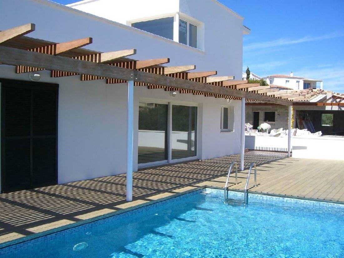 Villa with amazing sea views in Cala Llonga for sale
