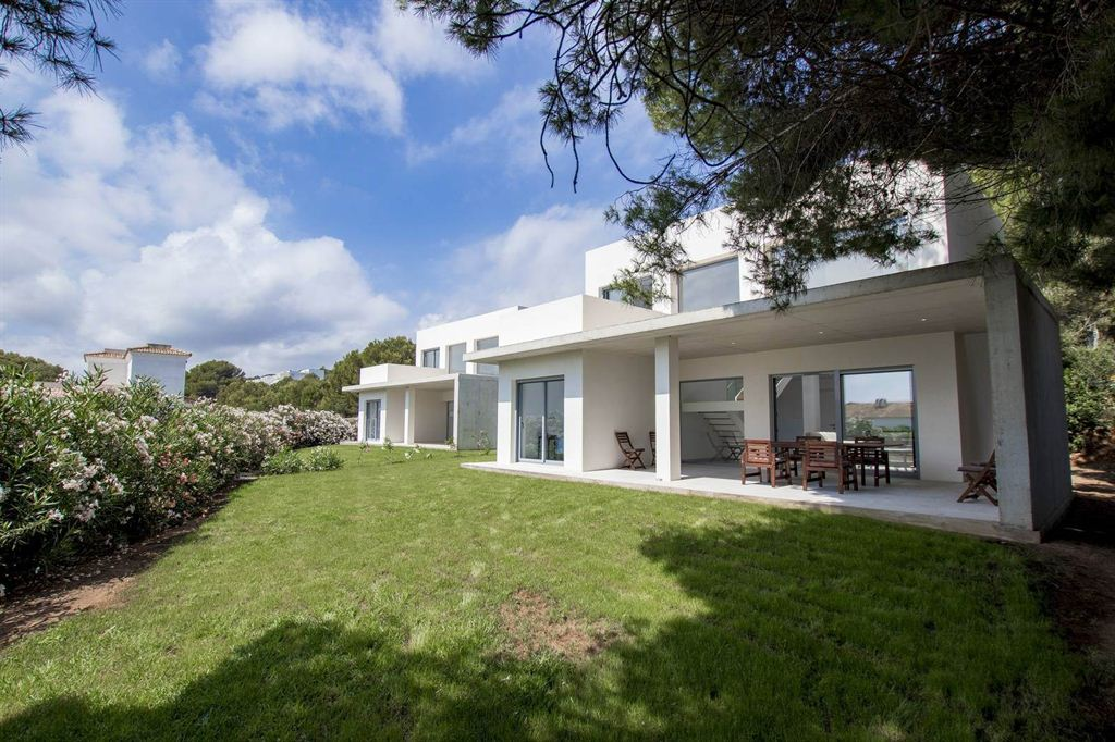 Fascinating villa in a unique complex in Coves Noves on Menorca