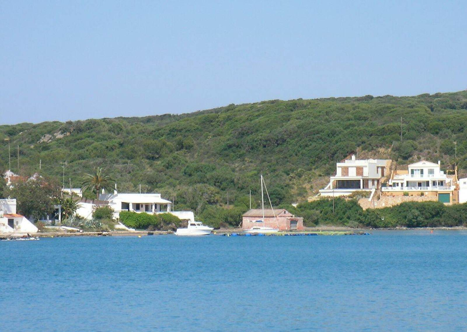 Plot of 420 sqm with best sea views in San Antonio for sale