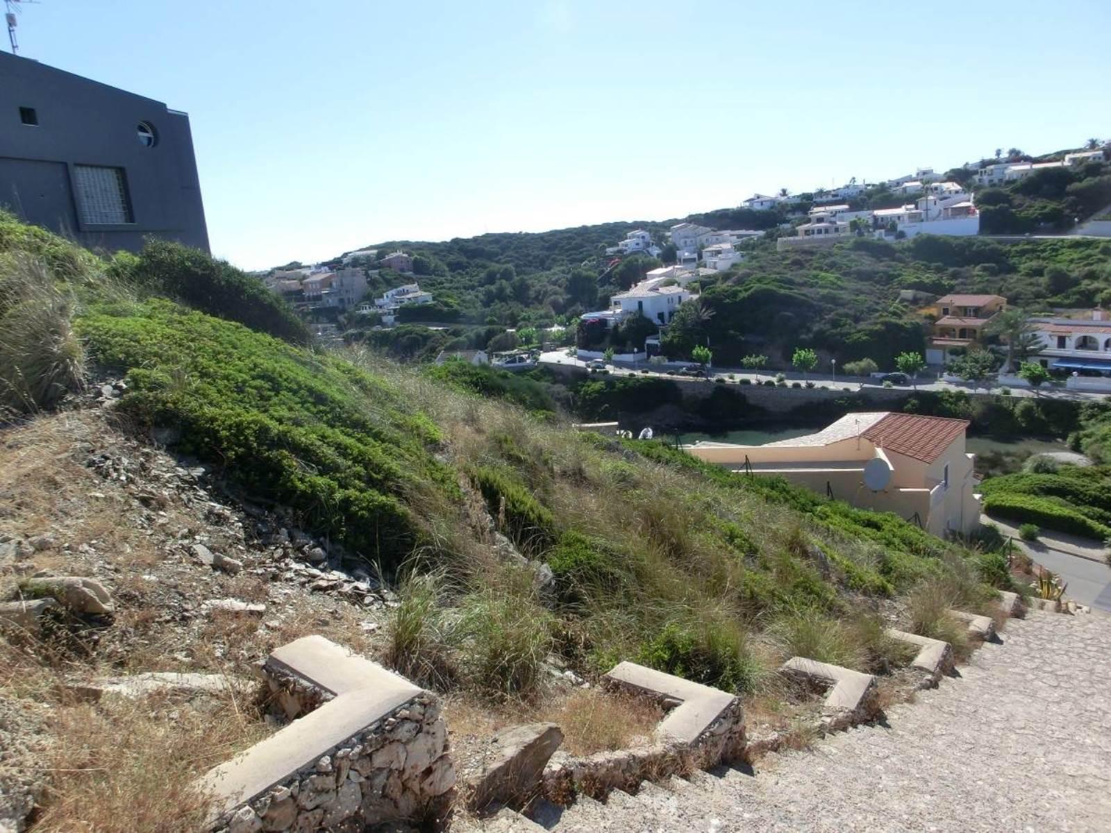The opportunity!!! Plot of land in Cala Llonga - Menorca