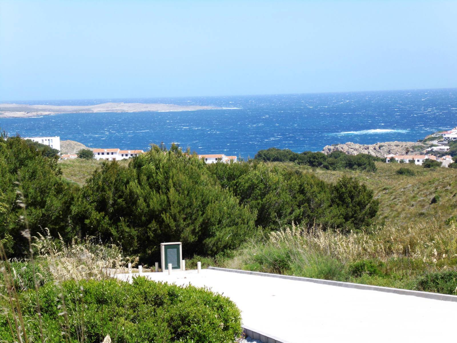Villa in beautiful urbanisation of Coves Noves on Menorca
