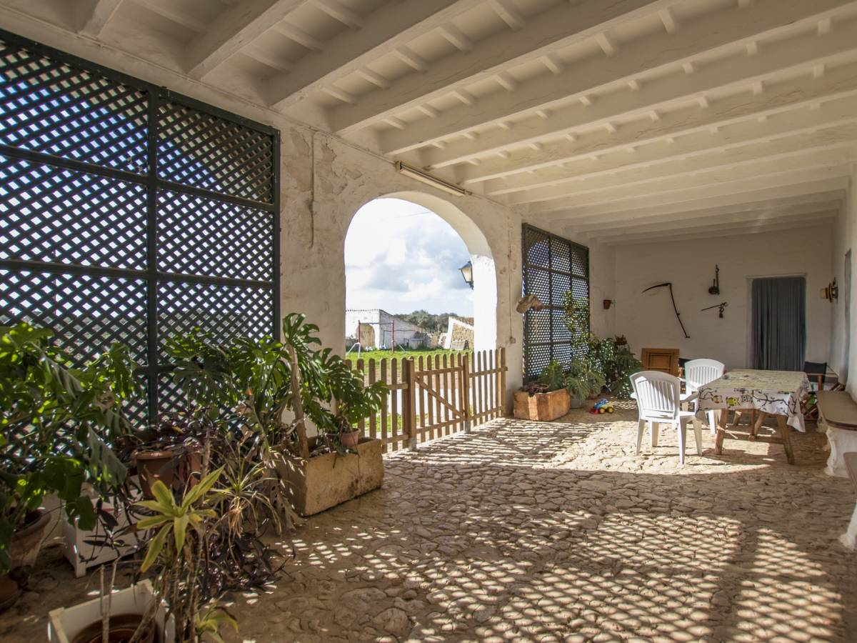 Two wonderful properties are for sale here in Menorca