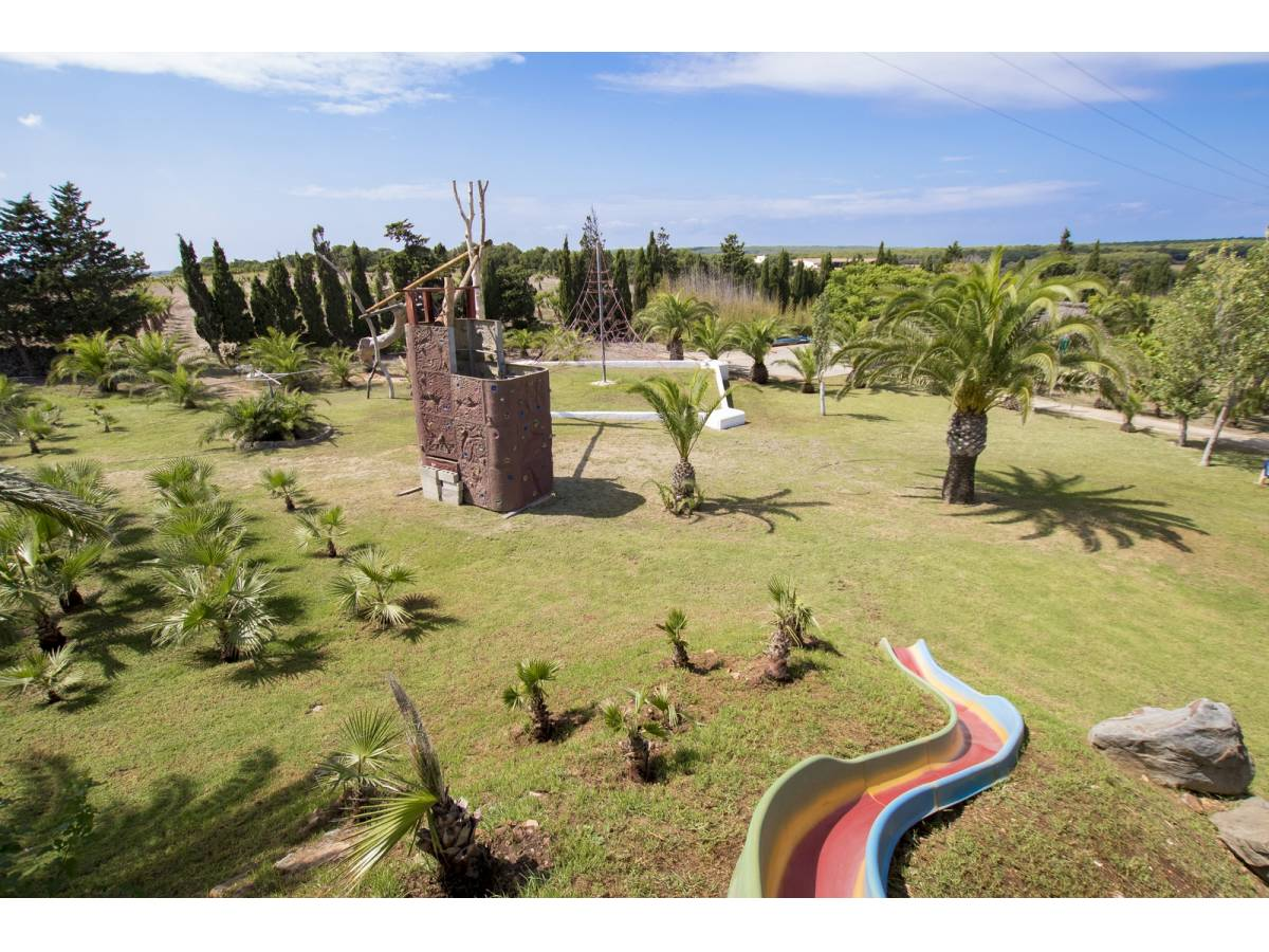 Adventure park with 11.855 sqm on an area of 87.925 sqm on Menorca for sale