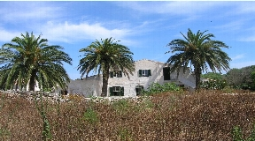 Rustic finca built 1863 near Mahon for sale