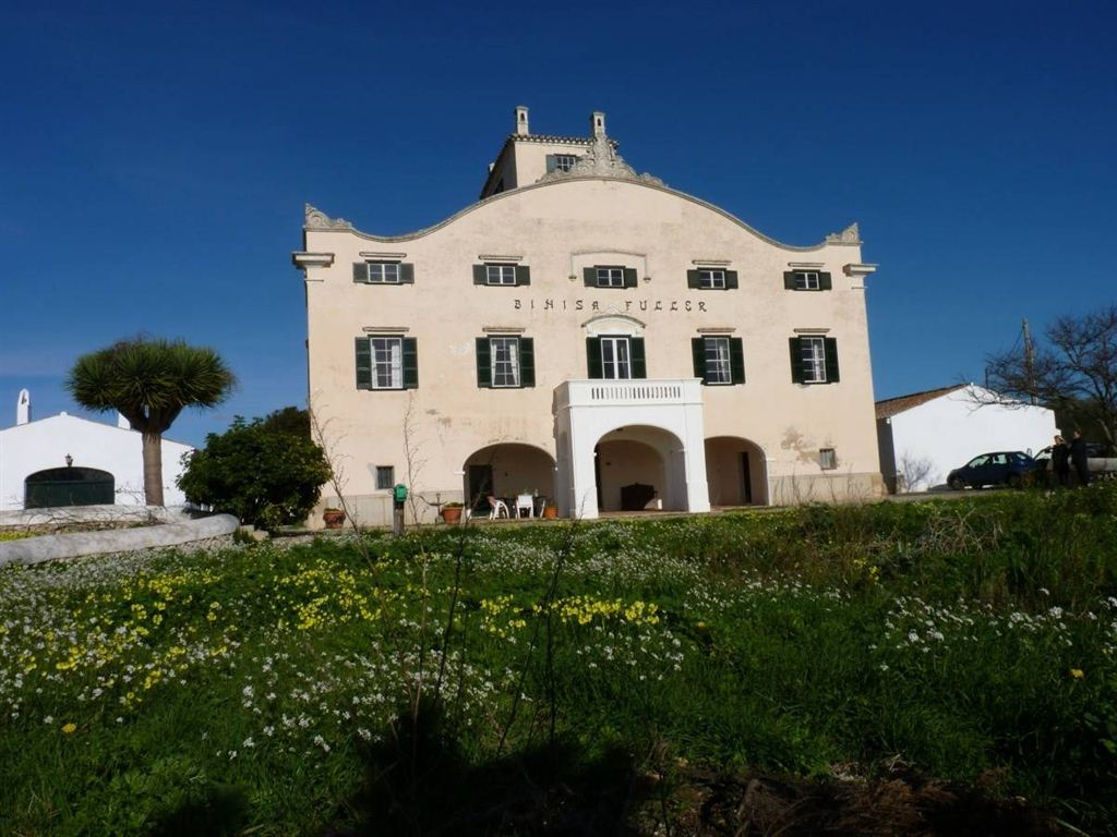 19th century manor house for sale on Menorca in Sant Lluis