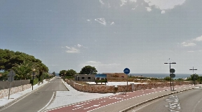 Four lots of different sizes for sale in Menorca