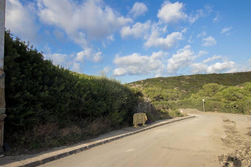Attractive plot in Cala Llionga on Menorca.