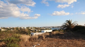 Grandiose building plot of 1.606 sqm in Mahon with wonderful panoramic views