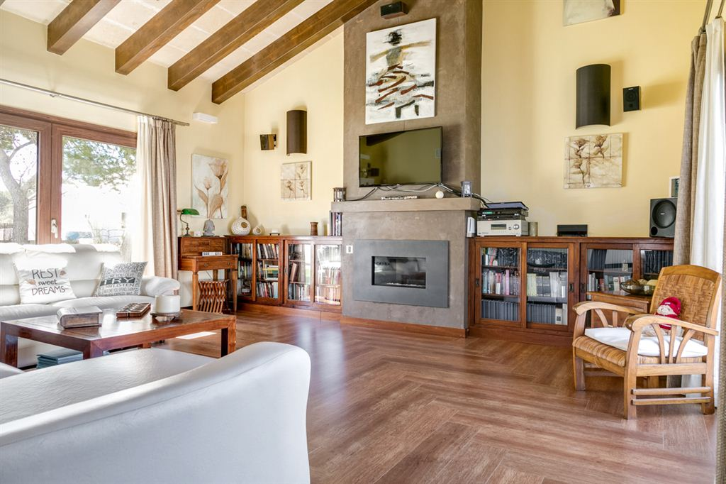 Unbelievable detached villas near Cala Morell