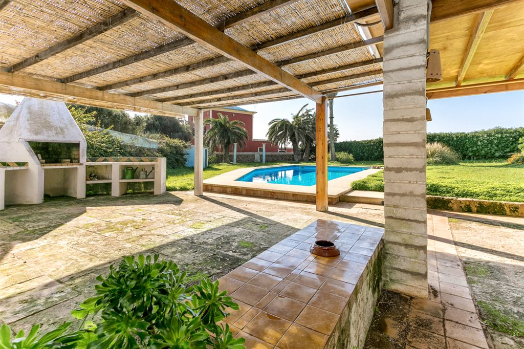 Wonderful countryside finca with pool situated near Ciutadella