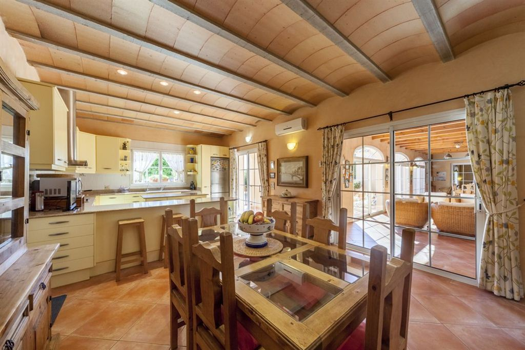Unique finca with pool and vacation rental license in San Luis for sale