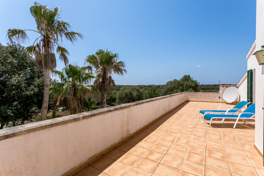 Dignified newly rebuilt finca for sale with pool in a privileged area of Menorca