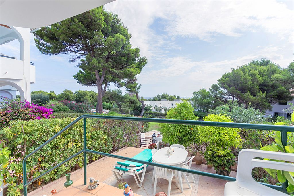 Wonderful duplex with magnificent sea views in Coves Noves for sale