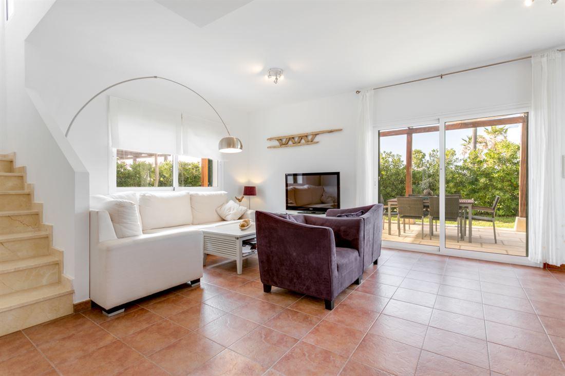 Wonderful villa in a nice complex for sale in Punta Grossa
