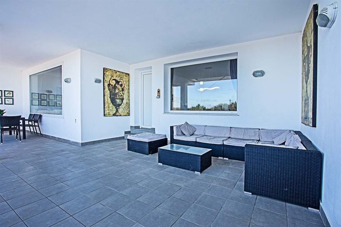 Magnificent newly built house in Binibeca with pool and tourist rental license